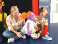 Carmen a Jerry Dětské vystoupení