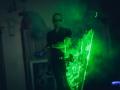 Laser Man - Bohemia Show - Ibiza