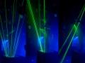 LaserMan - Bohemia Show - ibiza