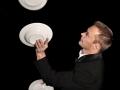 Vystoupení s talíři