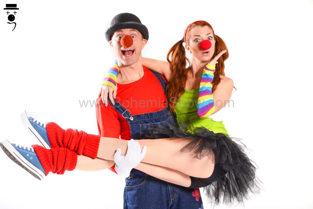 Dětská show - Carmen a Jerry